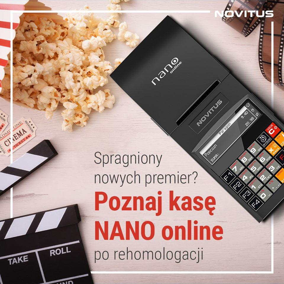 Novitus Nano Online