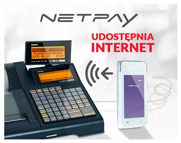 Terminal płatniczy NETPAY